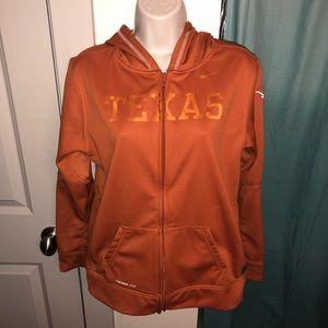Nike Texas Longhorn jacket